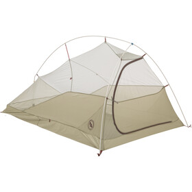 Big Agnes Fly Creek HV UL2 Tente, olive green